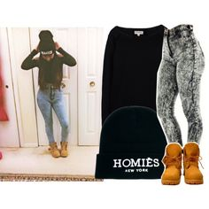 Untitled #822, created by ayline-somindless4rayray on Polyvore
