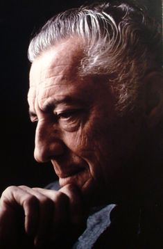 Avv. Gianni Agnelli founder of the Fiat