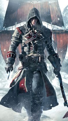 It was day three of Gamescom 2014 and I had just finished seeing and playing Far Cry Assassins Creed: Rogue and Assassins Creed: Unity. Assassins Creed Rogue, The Assassin, Assassins Creed Black Flag, Assasin Creed 4, Assassins Creed Costume, Assassin's Creed 3, Assasins Cred, Assassin's Creed Videos, Xbox One
