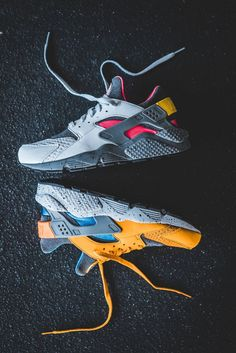 "unstablefragments2: "" Nike Air Huarache Run SE (via Kicks-daily.com) """