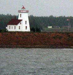 Woods Island Lighthouse PEI