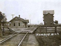 Old Train Station on Hamburg Road