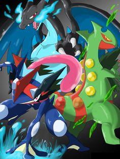 52 Best Ash Greninja Images Ash Pokemon Pokemon Pokemon Pictures