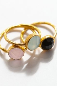 stack rings at mr and mrs in kloof street