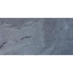 MSI STONE ULC - Montauk Black 12 Inch x 24 Inch Gauged Slate Tiles-( (10 Sq. Ft. / Case) - SHDMONBLK1224G - Home Depot Canada