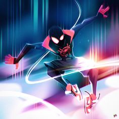 Marvel Dc, Marvel Comics, Animated Spider, Spiderman Art, Spiderman Pictures, Amazing Spiderman, Epic Photos, Spider Gwen, Spider Verse