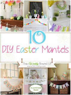 10 Cute DIY Easter M