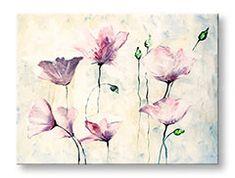 Tablouri canvas pictate manual 1 piesă FLORI DA021E1 Klimt, Watercolor Tattoo, Painting Flowers, Art, Paintings Of Flowers, Art Background, Kunst, Performing Arts, Temp Tattoo