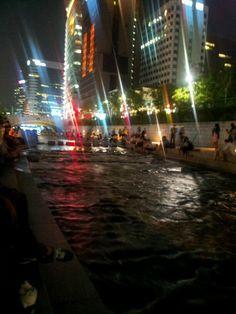 A Night in Seoul