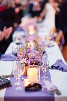 Lavender wedding  //  mirelle carmichael photography - absolutely love the colour - would make it a tad darker shade but looks stunning