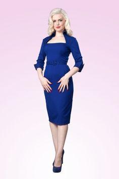 Glamour Bunny - 50s Lorelei Dress Marilyn Monroe