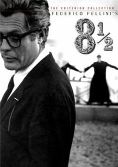 8 1/2 (The Criterion Collection) DVD info @ashleesloves.com #81/2 #Fellini #Movies