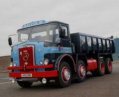 Vintage Trucks, Old Trucks, Classic Trucks, Classic Cars, Silver Knight, Old Lorries, Old Commercials, Classic Motors, Dump Truck
