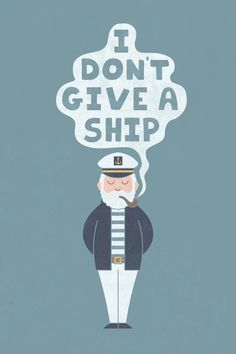 Illustration, Ship, Quotes