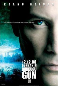 Dunyanin Durdugu Gun - The Day the Earth Stood Still - 2008 - BRRip Film Afis Movie Poster