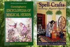 10 Pagan Authors Whose Names You Should Know: Cunningham, Scott