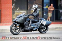 2015 Honda NM4 Review Could you have an adventure on this bike? I could..Tron on. baby! Honda Bikes, Honda Motorcycles, Vintage Motorcycles, Cars And Motorcycles, Womens Motorcycle Helmets, Motorcycle Bike, Motorcycle Girls, Batman Bike, Ducati Monster Custom