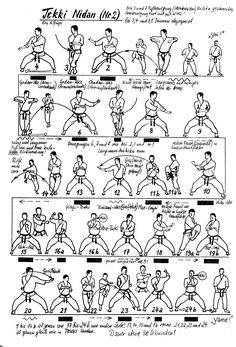 SHOTOKAN. - my favourite kata - really suits my physiology