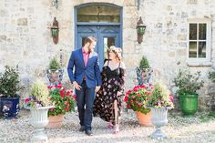 A Wedding Anniversary Photo Session At Le San Michele Venue In Buda Texas By Austin