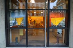 John Lobb windows, London window display
