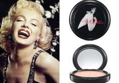 M.A.C lanza la línea homenaje a Marilyn Monroe.