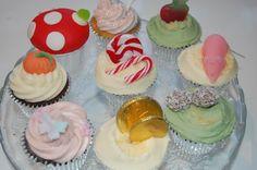 fairytale cupcake range