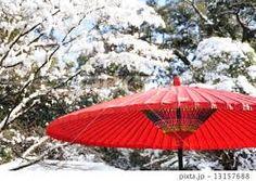 「雪 和傘」の画像検索結果