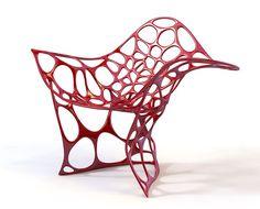 20 sculptural furniture design ideas, modern bar stools and