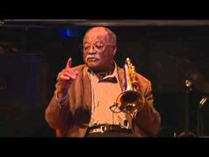 Master Class with the Late Clark Terry - The Performance Dave Brubeck, World Music, Music Lessons, Master Class, Trumpet, Horns, The Man, Drums, Concert