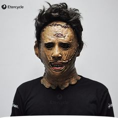 Texas Chainsaw Massacre Leather face Mask  Price: R388.95 & FREE Shipping  #fashion #sport #tech #lifestyle
