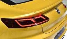 Volkswagen Sport Concept Coupe GTE