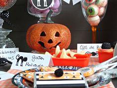 Fiesta de Halloween fácil Fiesta de Halloween exprés