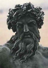 Statue of Zeus at Versailles