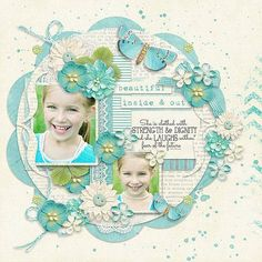 kimeric kreations: Sugar & Spice - new this week! and a gorgeous cluster from Jenni to share :)