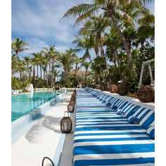 Miami Beach, Florida ❤ liked on Polyvore featuring house