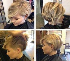 Corte de pelo Más