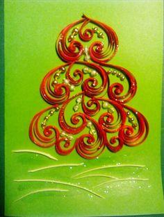 Postkaart 2poolne