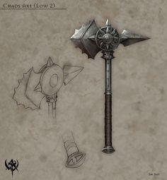 Items - Swords, Daggers, Axes - CAT_0407_08.jpg - Minus