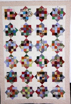bed quilt Quilt Bedding, Quilts, Blanket, Handmade, Duvet Bedding, Hand Made, Quilt Sets, Blankets, Log Cabin Quilts