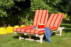 CLICK IMAGE TWICE FOR UPDATED PRICING AND INFO) #chairs #outdoorchairs #poolchairs #loungechairs #outdoorreclinerchair #patio #pool #outdoor SEE MORE patio lounge chairs at http://zpatiofurniture.com/index.php?cat=1716=meta_value=price=asc  72″ Natural Cedar Log-Style Outdoor Wooden Double Chaise Lounge Chair « zPatioFurniture.com