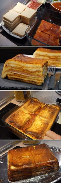 pastel salado - recipes to try - Pastel de Tortilla Good Food, Yummy Food, Pastry And Bakery, Food Truck, Tapas, Food Porn, Food And Drink, Cooking Recipes, Favorite Recipes