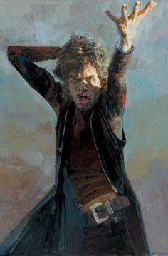 Sebastian Kruger Big Jagger s N with COA All Other Kruger Prints | eBay