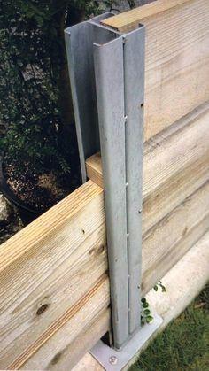Backyard Patio Designs, Backyard Fences, Garden Fencing, Backyard Projects, Outdoor Projects, Garden Projects, Backyard Landscaping, Wood Projects, Wood Fence Design