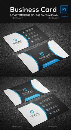 modern business card vol 3