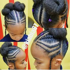 Natural Hairstyles for Little Black Girls # Braids blackgirl kids # Braids blackgirl kids # Braids blackgirl kids blackgirl short # Braids blackgirl kids Black Kids Hairstyles, Baby Girl Hairstyles, Natural Hairstyles For Kids, Kids Braided Hairstyles, Braided Updo, Short Hairstyles, Beautiful Hairstyles, Natural Hair Styles Kids, Weave Hairstyles