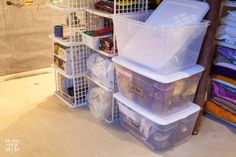 …keep it that way! That is the full title of this post, not just how to declutter a basement.  Since the hardest part after the decluttering and organizing process is keeping the space clutter-free so you don't have to go through major time consuming purging again. Two years ago I wrote a post about how... Continue Reading...
