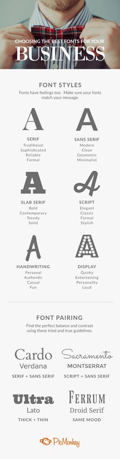 Check out these tips for picking the toppest-notch fonts for all of your marketing materials, and enjoy stress-free designing.