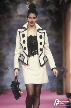 Christian Lacroix, Spring-Summer 1991, Couture   Christian Lacroix - Europeana Collections