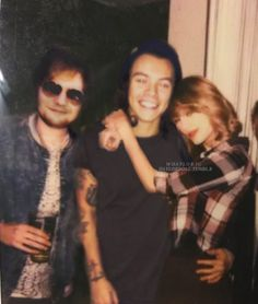 Haylor❤❤ it took a while to realise Ed .lol