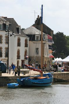 https://flic.kr/p/skzw2Q | Port de Saint-Goustan à Auray (Bretagne, Morbihan)